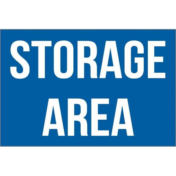 Image Gallery Storage Sign