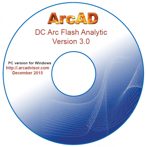 DC Arc Flash Analysis Software